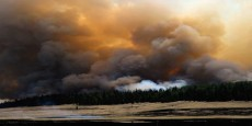 Massive Arizona Wildfire Continues To Spread, Threatening Nearby Towns